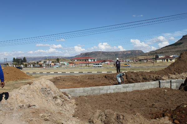 Maseru Construction 13