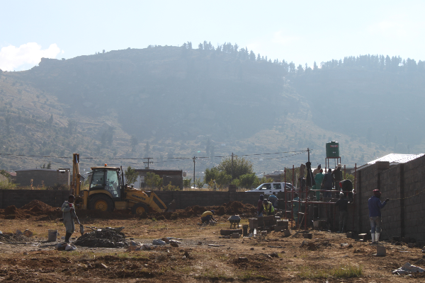 Maseru Construction 15