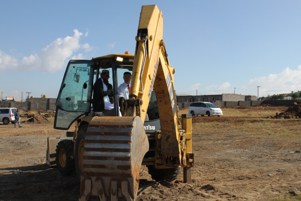 Maseru Construction 22